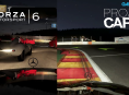 Gameplay: Forza 6 mot Project Cars