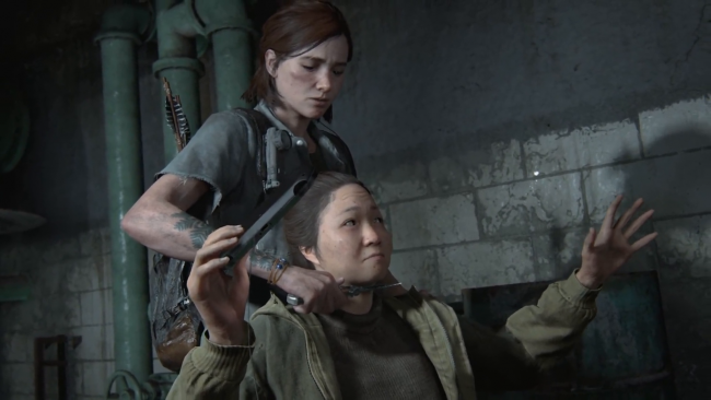 25 minuter videopresentation av The Last of Us: Part II