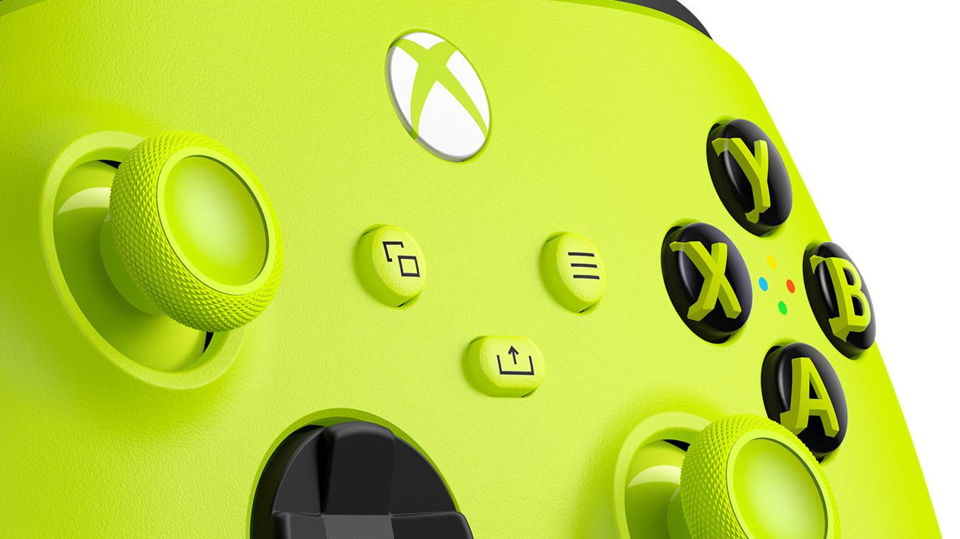 Xbox Series X-menyerna får högre upplösning