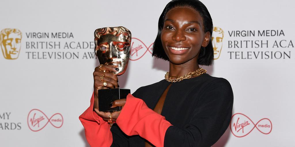 Michaela Coel hoppar på Black Panther: Wakanda Forever