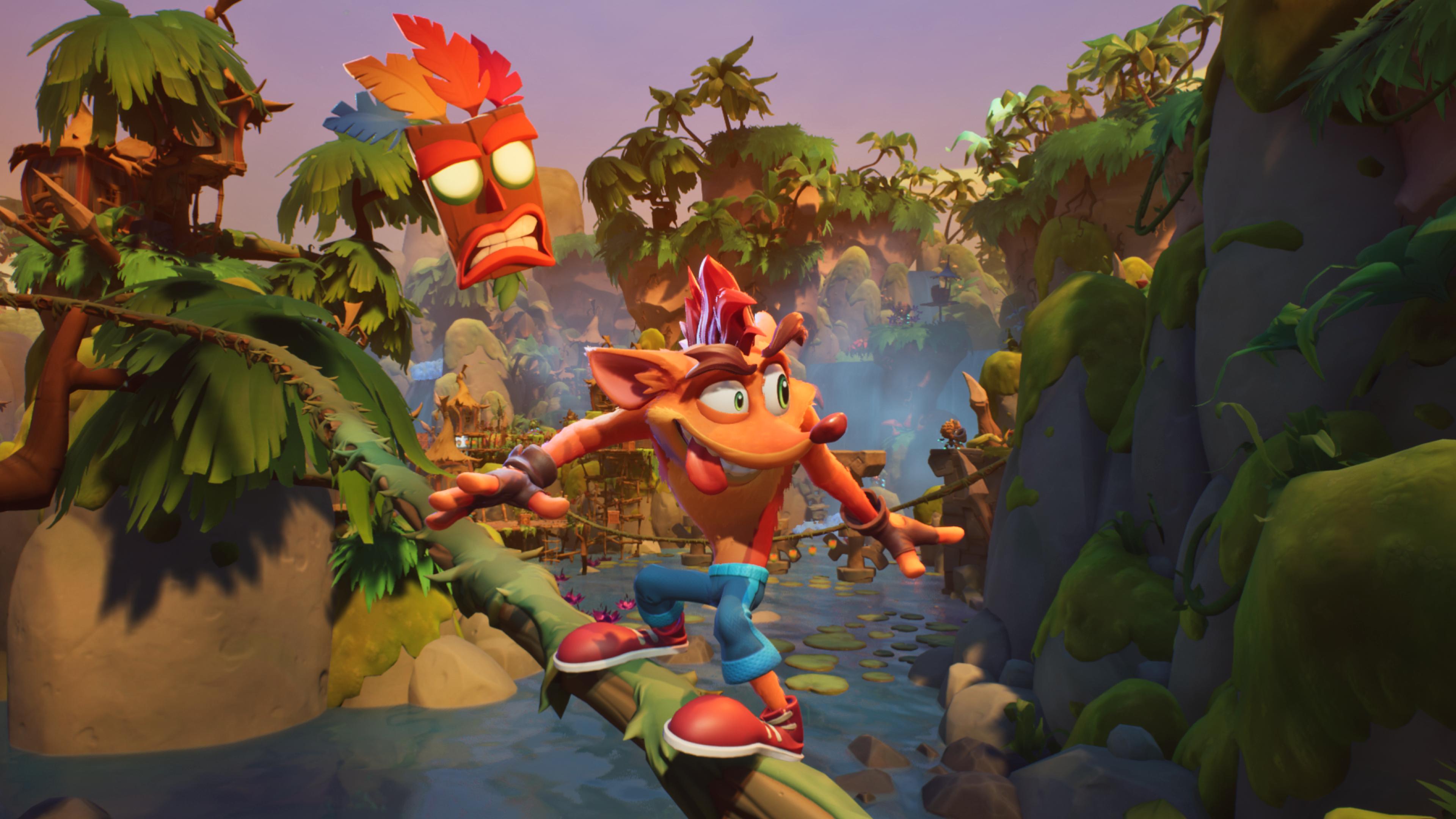 Activision överväger att släppa Crash Bandicoot 4 till fler format