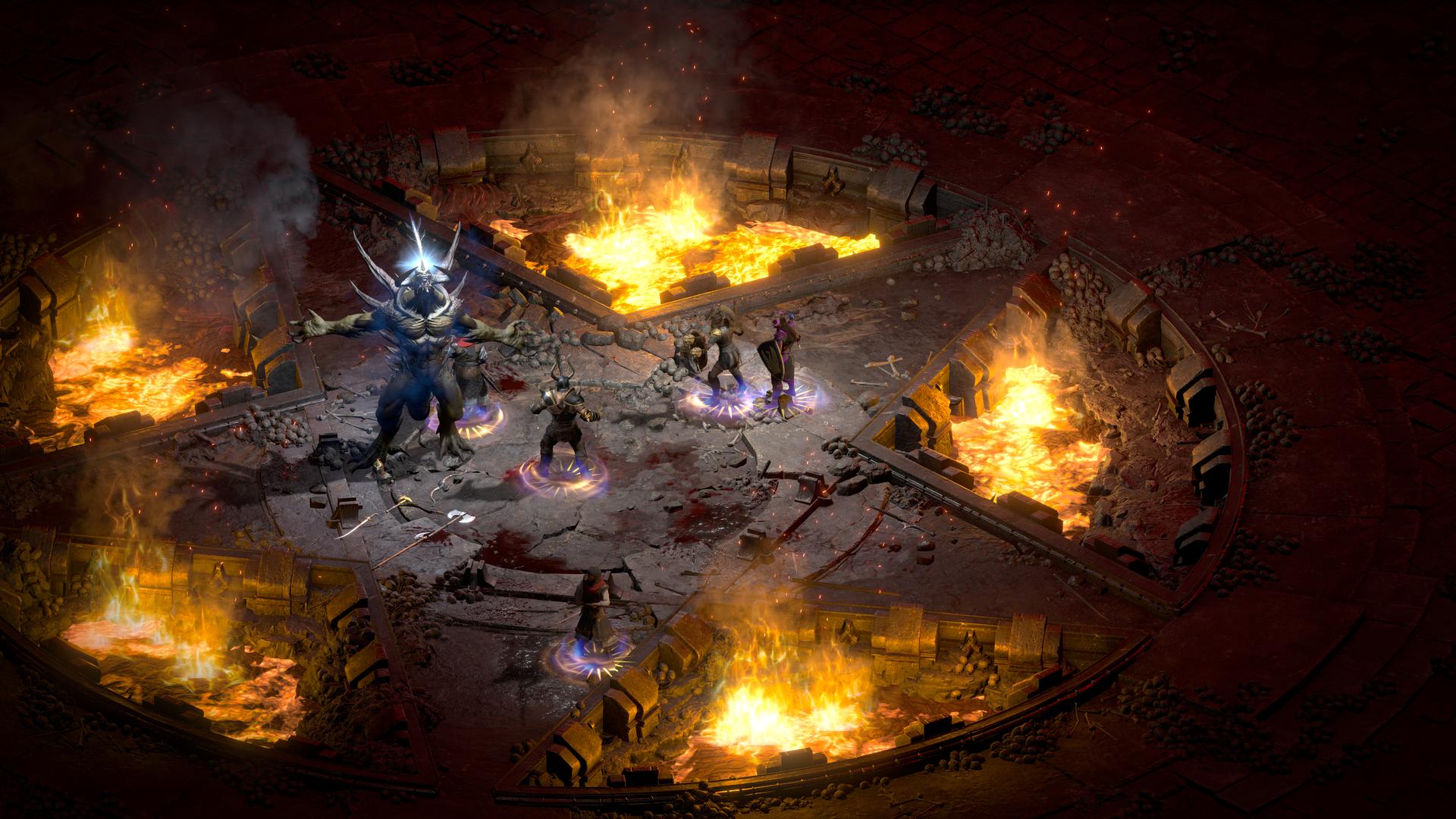 Gamereactor Live: Dags att kötta Sanctuary-demoner i Diablo II: Resurrected