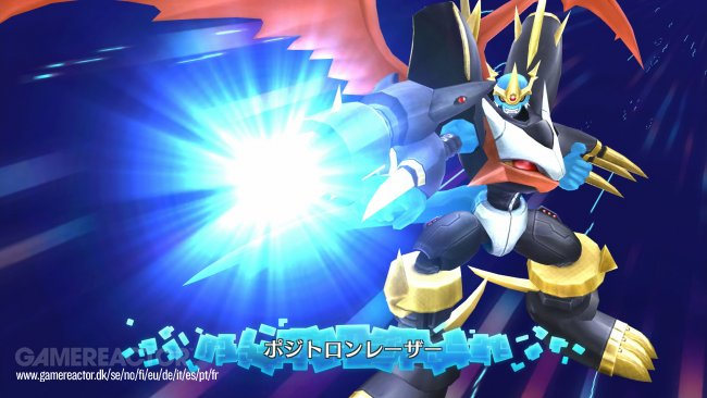 Gamereactor Live: Vi tuktar småmonster i Digimon World: Next Order