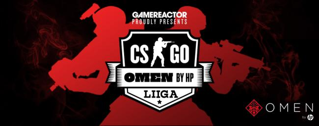 Gamereactor och Omen by HP presenterar ny Counter-Strike-turnering i Norden