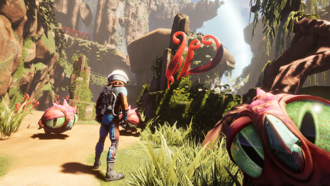 Journey to the Savage Planet får tidsexklusivt DLC till Xbox One