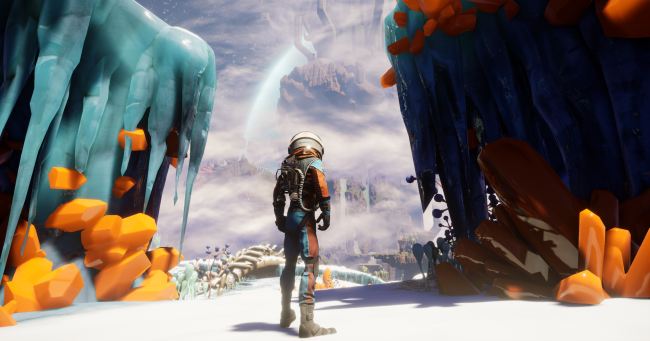 Journey to the Savage Planet släpps till Xbox Game Pass