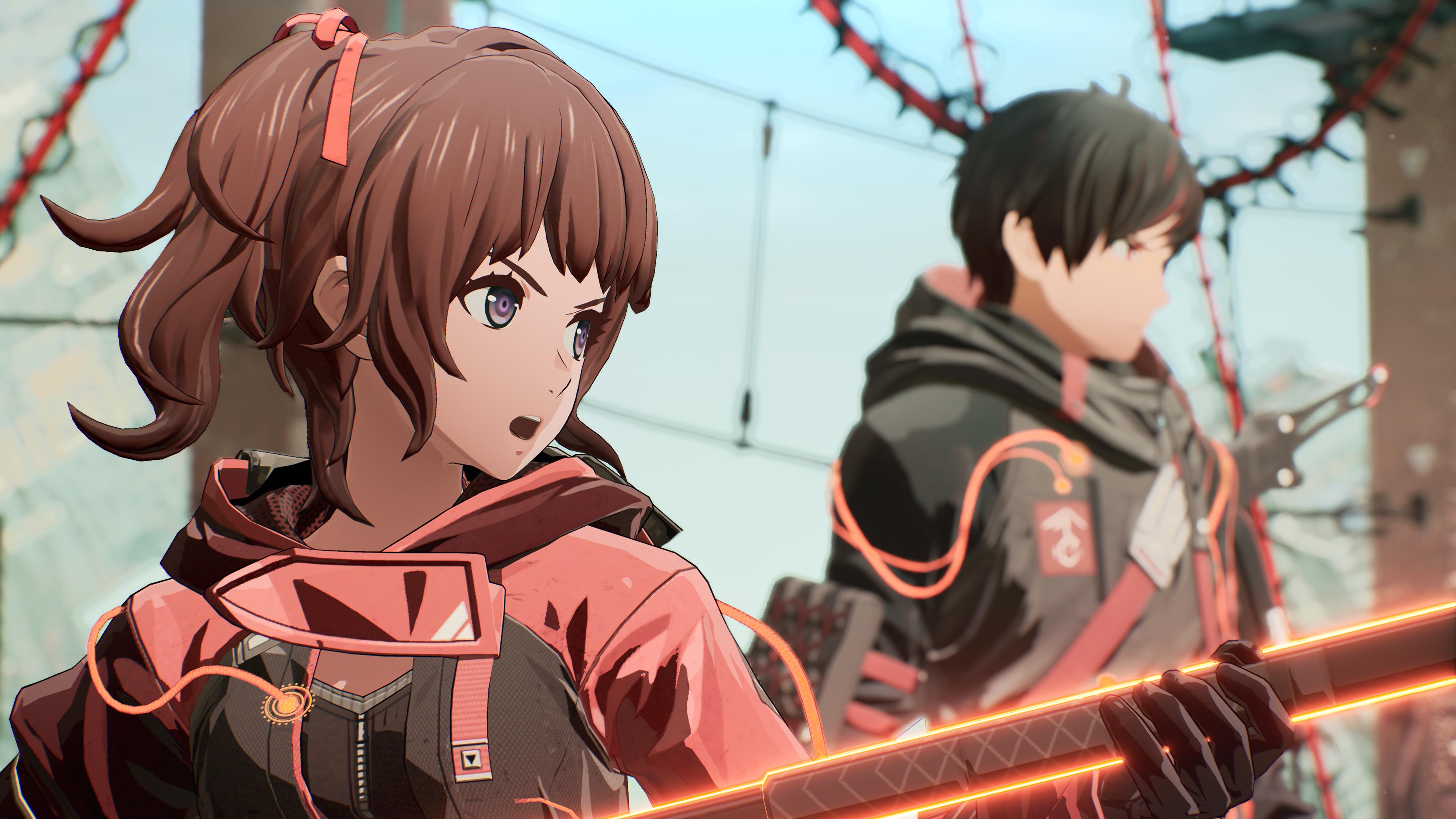 Scarlet Nexus-demo på väg till Playstation och Xbox