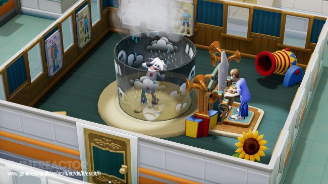 Gamereactor Live: Vi tuktar infektioner i Two Point Hospital och bjussar på spel