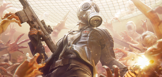 Killing Floor 2 är nu gratis på Epic Games Store