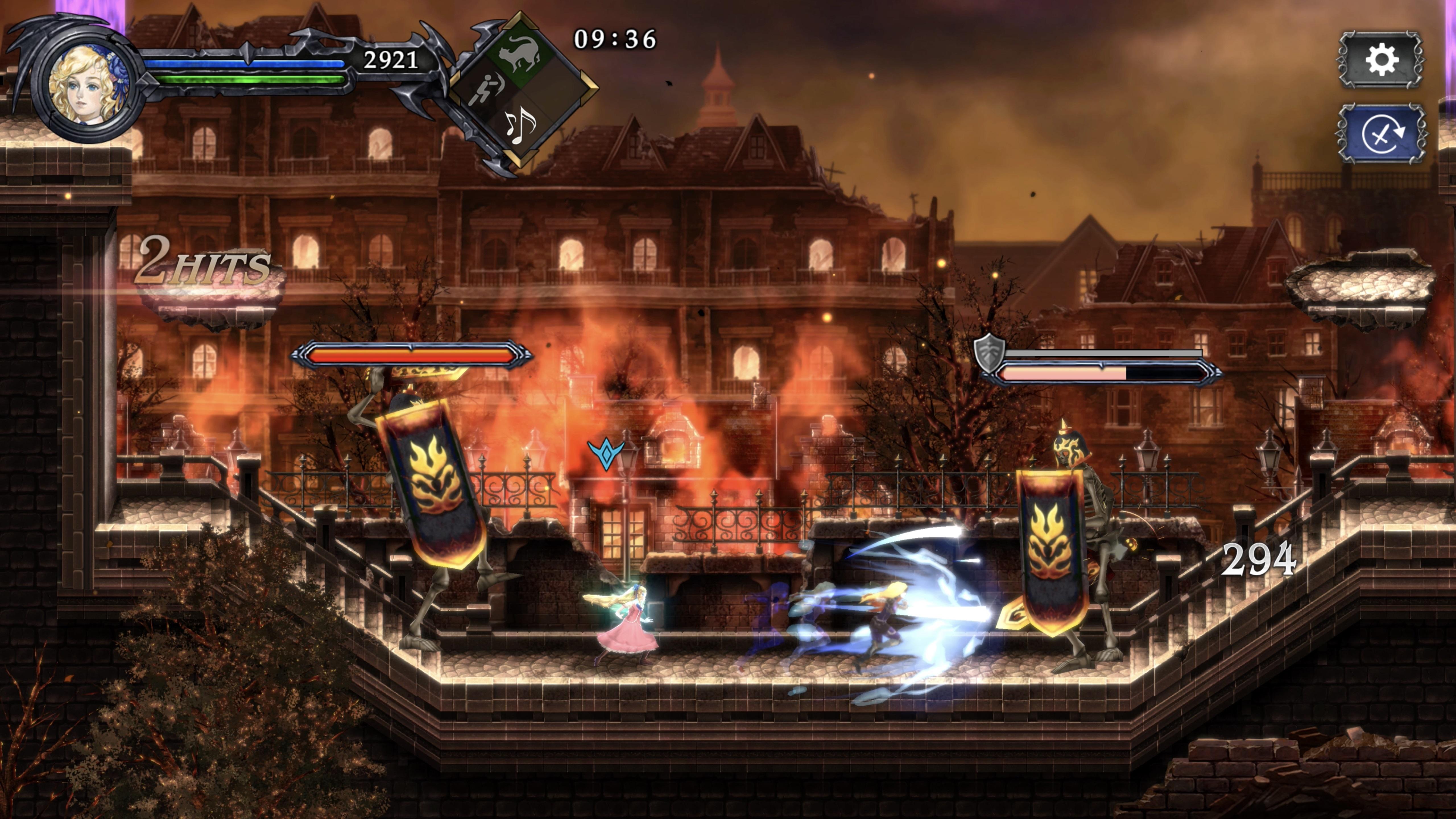 Castlevania: Grimoire of Souls släpps snart till Apple Arcade