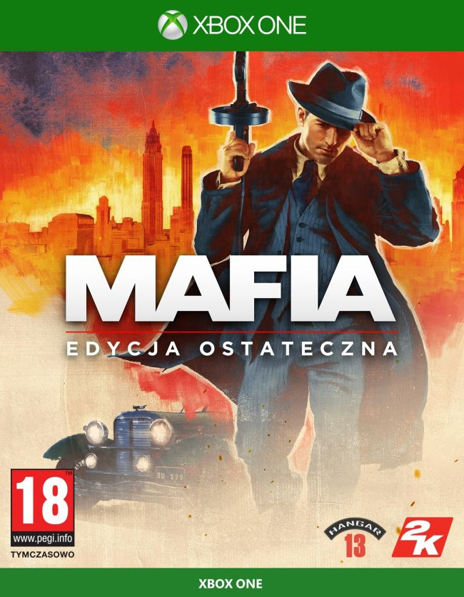 Mafia: Definitive Edition försenat till september