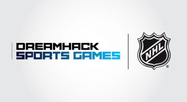 NHL partners with DreamHack Sports Games