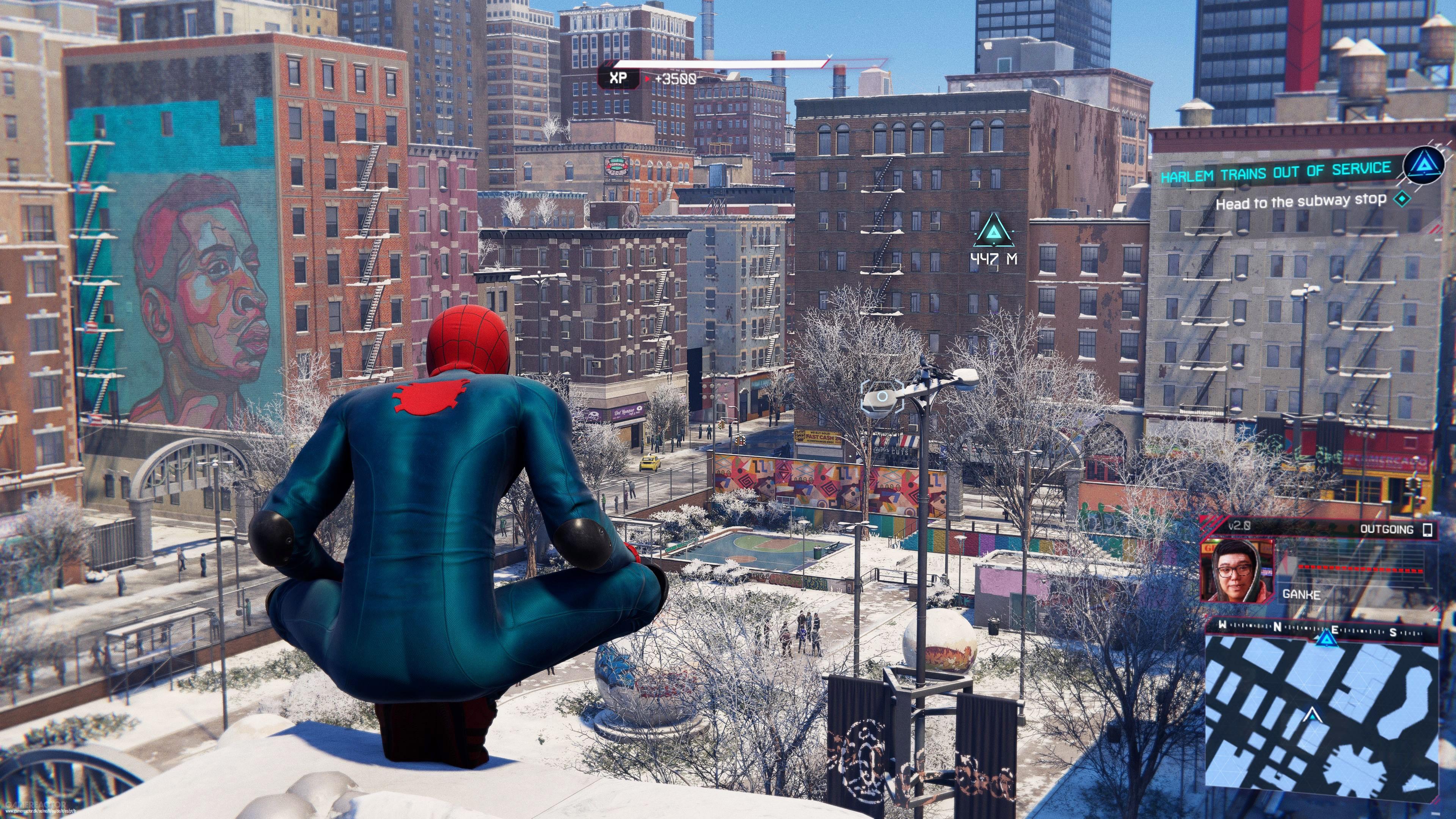 Spider-Man: Miles Morales-soundtracket finns nu på Spotify