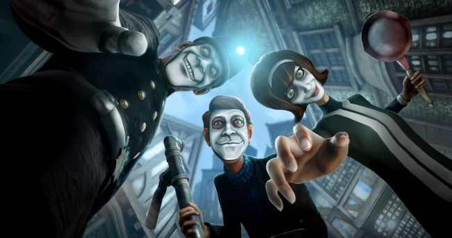 Episk lanseringstrailer för We Happy Few: We All Fall Down