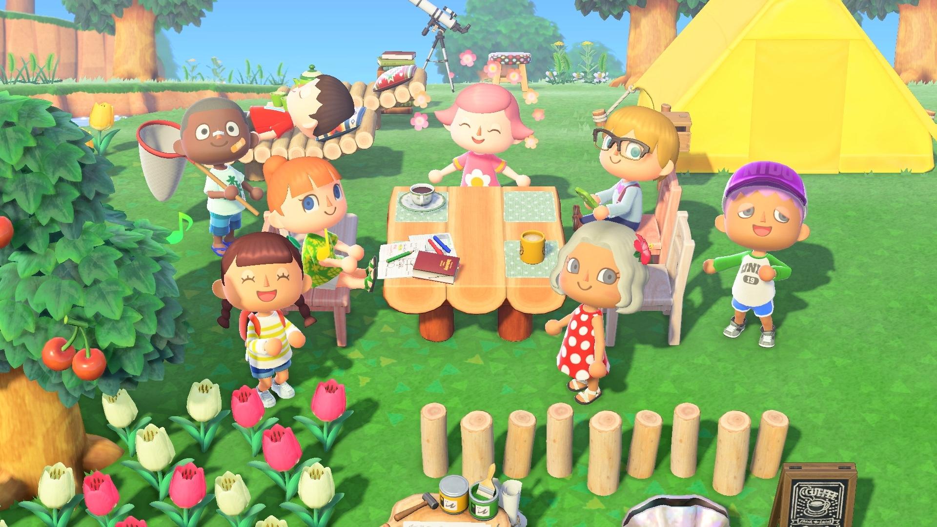 Massor av nyheter om Animal Crossing: New Horizons