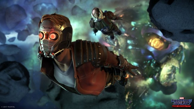 Guardians of the Galaxy: The Telltale Series släpps i april