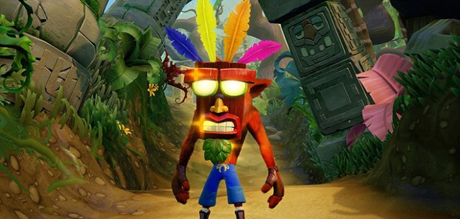 Rykte: Switch-version av Crash Bandicoot: Nsane Trilogy på väg