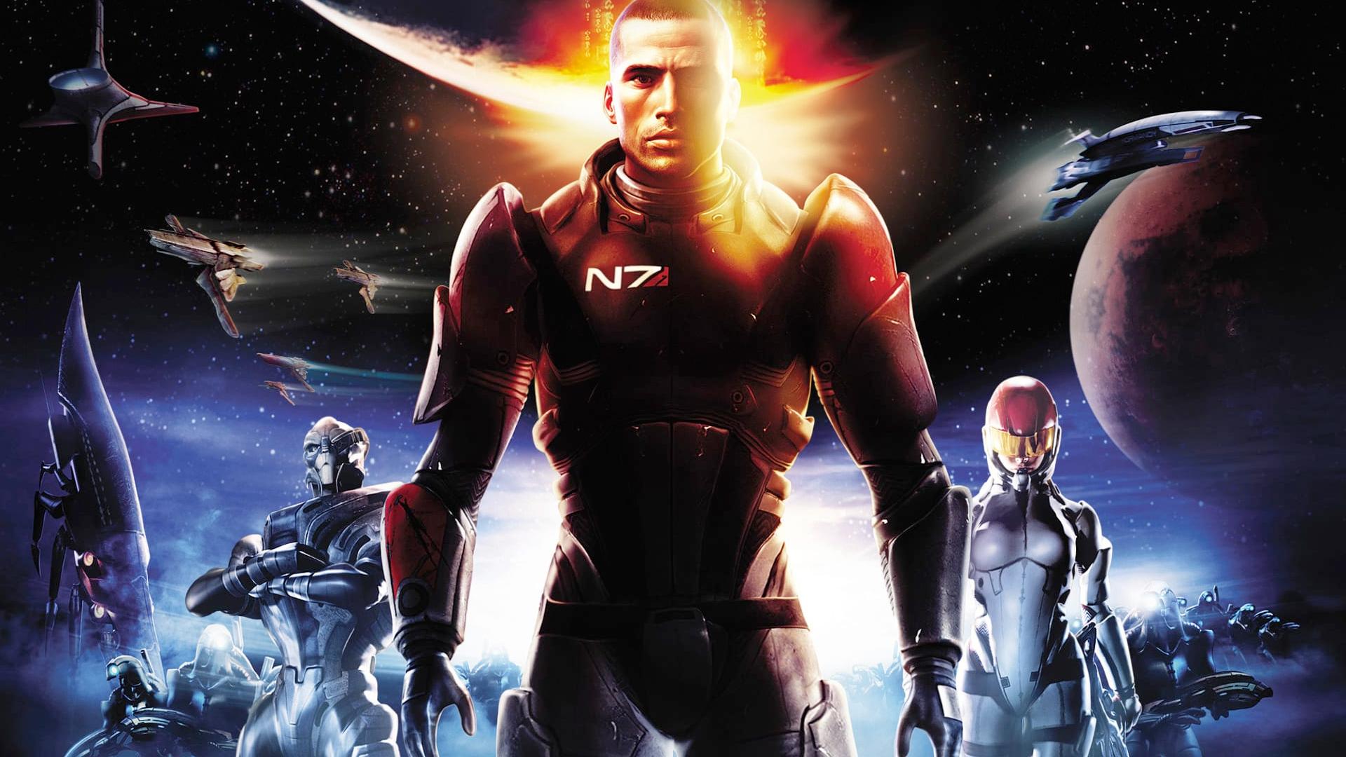 Såhär förbättras Mass Effect Legendary Edition