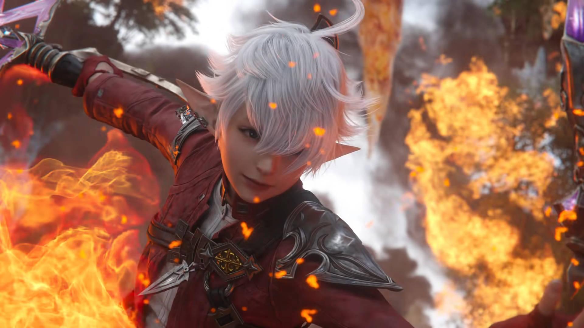 Final Fantasy XIV har nu över 24 miljoner spelare