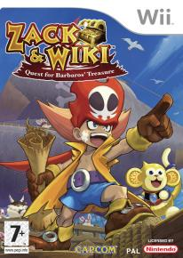Zack & Wiki: Quest for Barbaros' Treasure