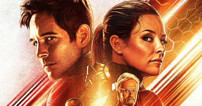 Ant-Man and the Wasp: Quantumania kommer 2022