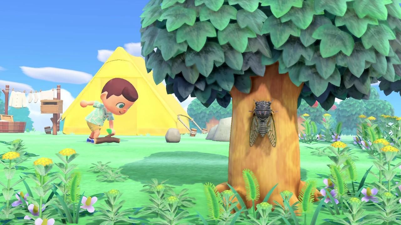Populärt fusk tas bort från Animal Crossing: New Horizons