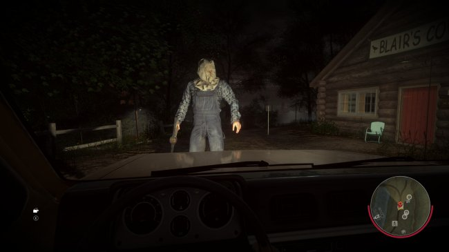 Nu har Friday the 13th: The Game släppts