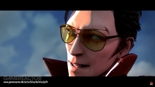 Absurd No More Heroes 3-trailer från The Game Awards