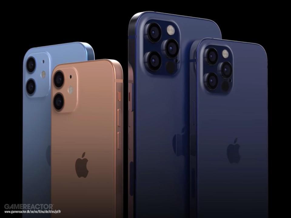 Rykte: Såhär ser Iphone 13 Pro ut