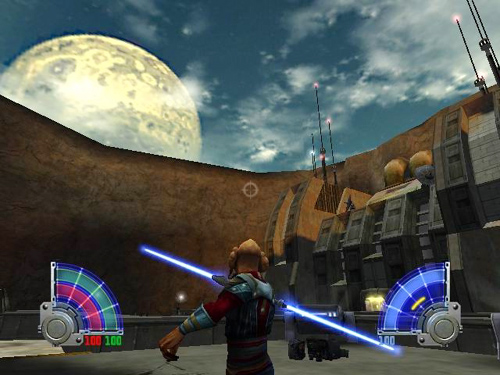 Gamereactor Live: Star Wars Jedi Knight: Jedi Academy
