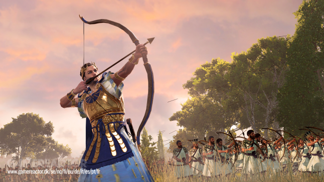 Total War Saga: Troy byggs snart ut med multiplayer