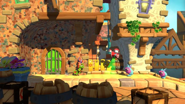 Yooka-Laylee and the Impossible Lair släpps i oktober