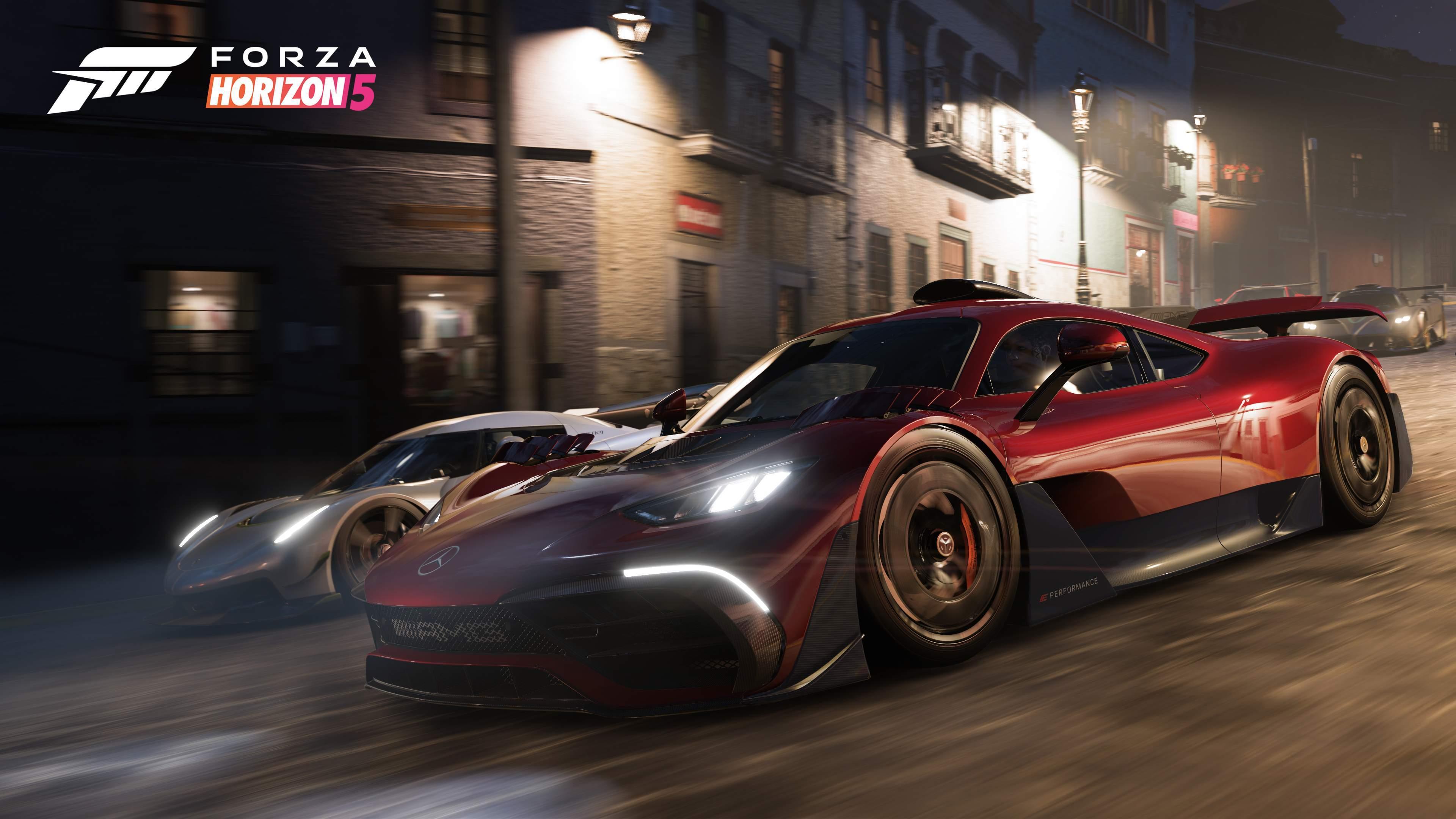 Fem läckra screenshots från Forza Horizon 5