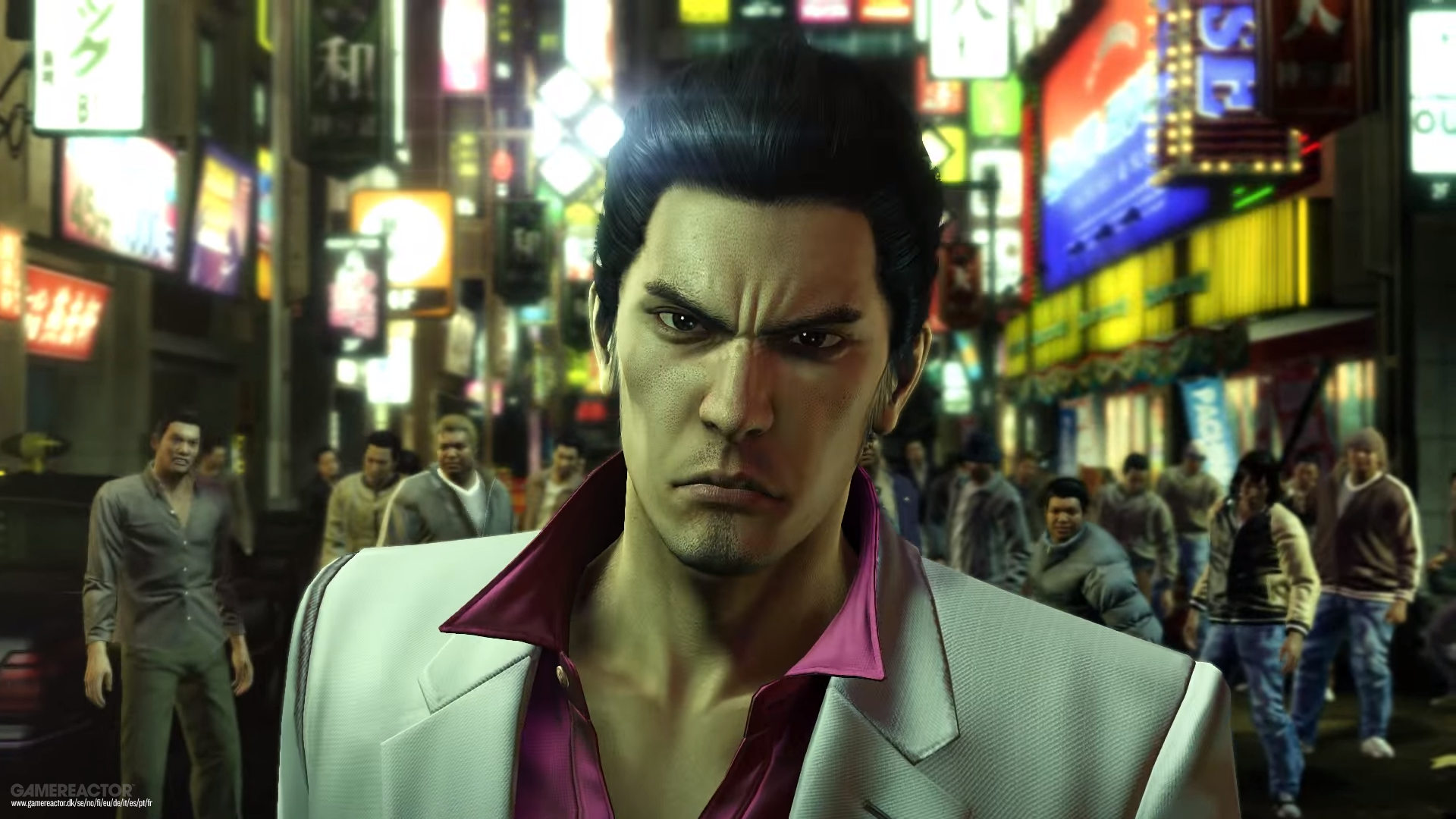 Idag släpps Yakuza Kiwami till Xbox Game Pass