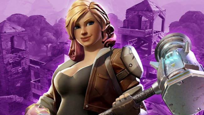 Gamereactor Live: Vi spelar Fortnite: Battle Royale i 4K till Xbox One X