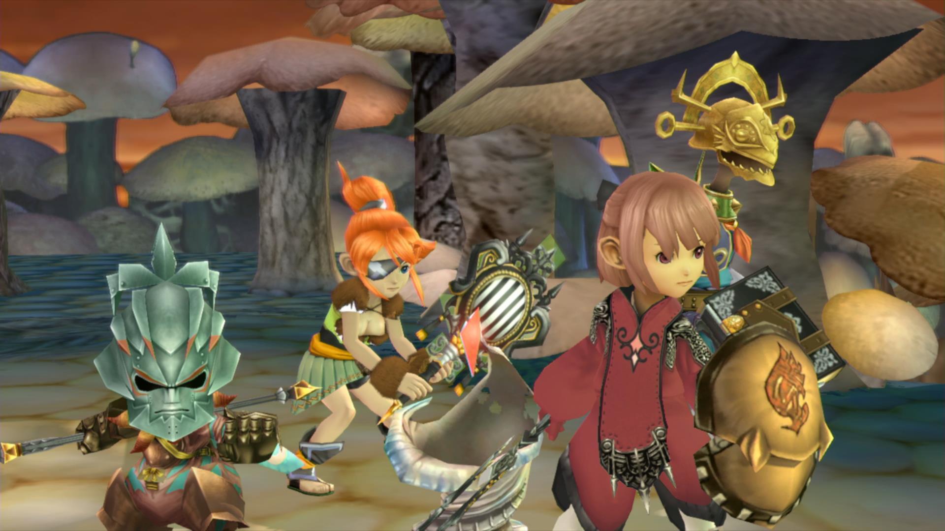 Final Fantasy Crystal Chronicles släpps i augusti