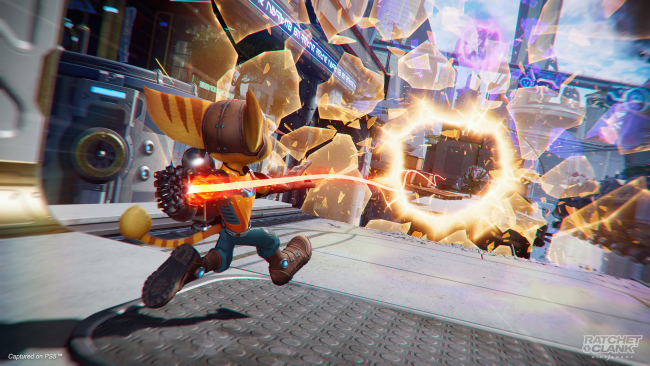Ratchet & Clank: Rift Apart Förhandstitt - Gamereactor