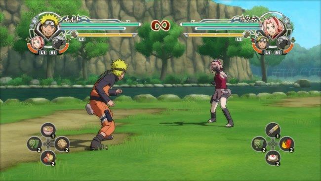 Naruto Shippuden: Ultimate Ninja Storm Generations