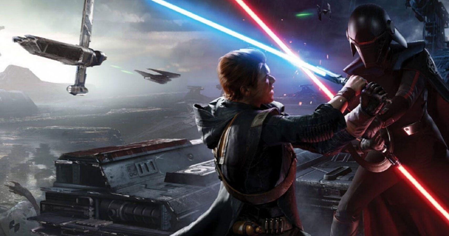 Över 20 miljoner har spelat Star Wars Jedi: Fallen Order