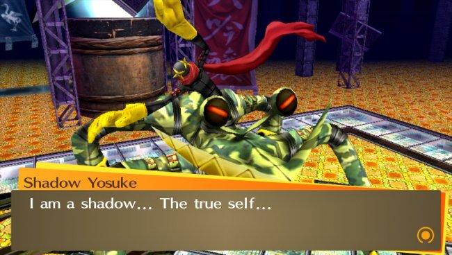 Persona 4: Golden