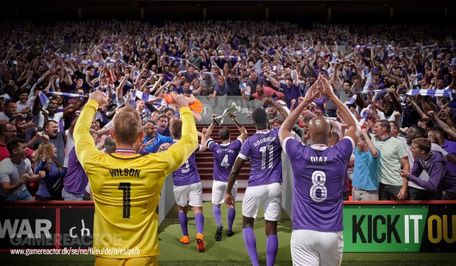 Football Manager 2021 skjuts upp