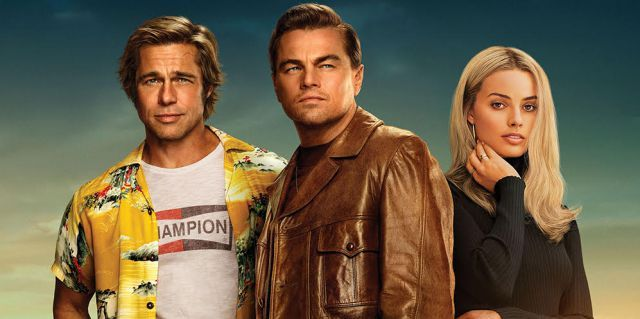 Once Upon A Time in Hollywood stoppas i Kina