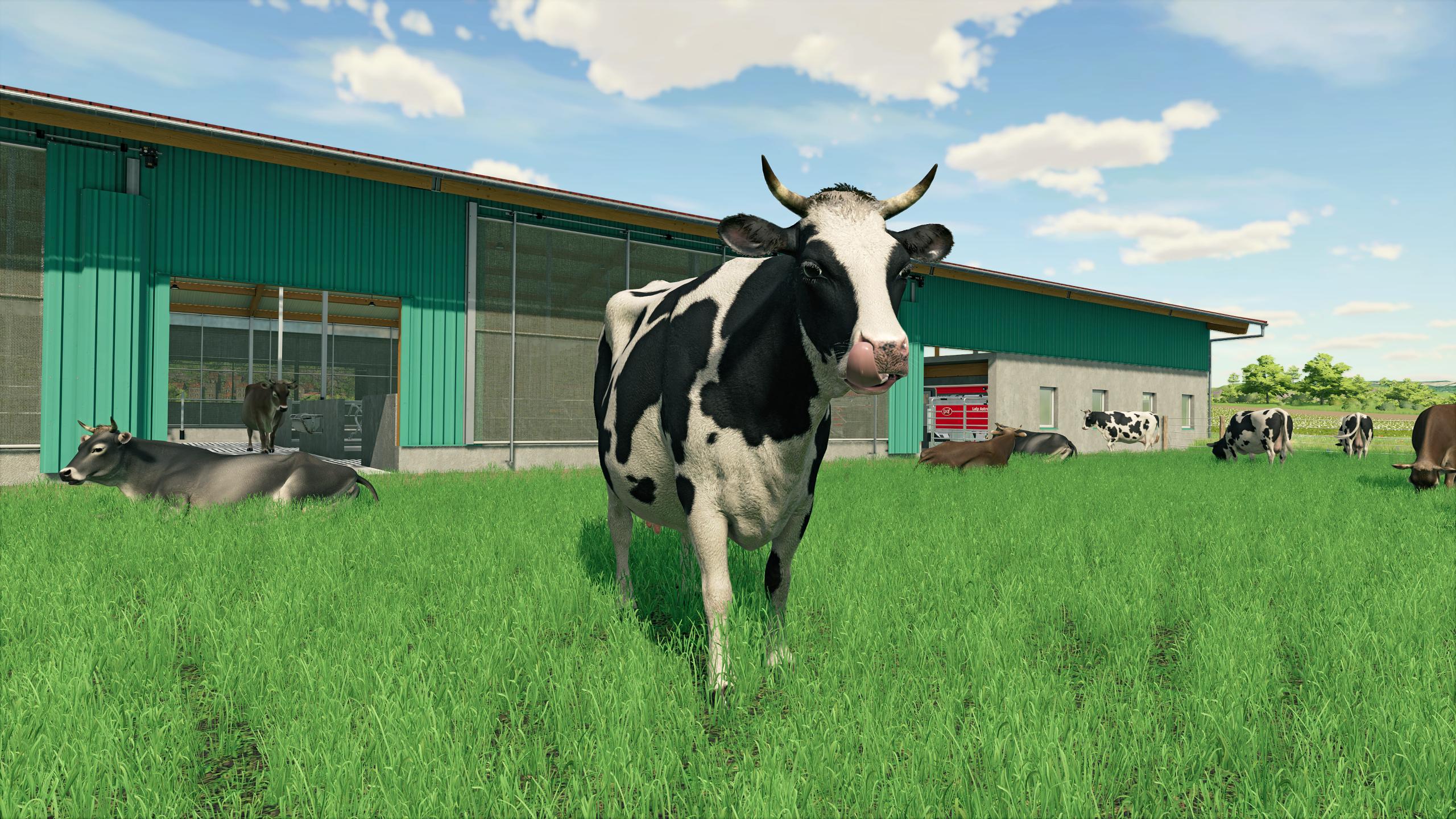 Farming Simulator 22 släpps sent i år