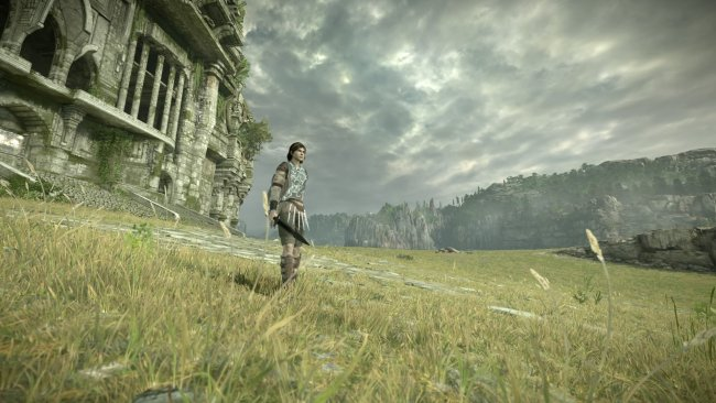 Läckert Shadow of the Colossus-tema till PS4 i Japan