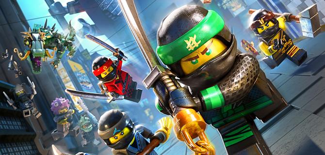 The Lego Ninjago Movie Video Game är nu gratis till PC, PS4 och Xbox One