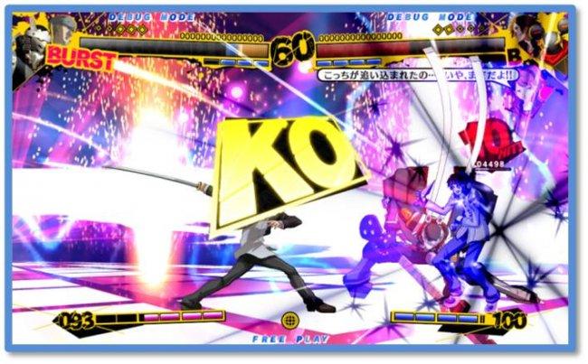 Persona 4: Arena