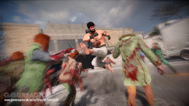 Street Fighter kommer till Dead Rising 4
