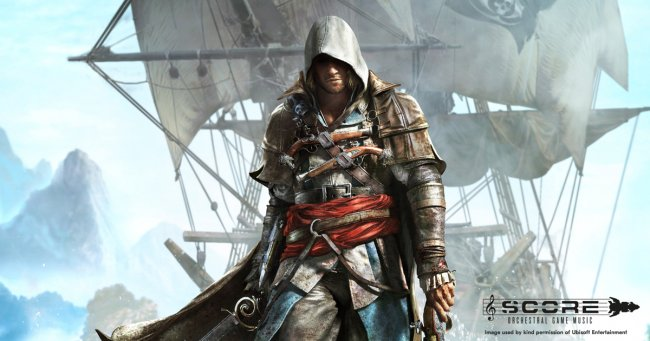 klicka hem gratisexemplar av Assassin's Creed IV: Black Flag