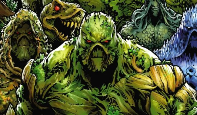 Rykte: Warner Bros vill göra en Swamp Thing-film