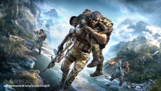 Vi streamar Ghost Recon: Breakpoint direkt från Gamescom